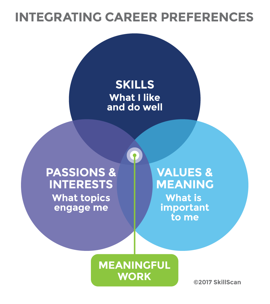 Approach Integrating Career Preferences